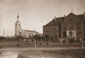 Fotografia ze zbiorów Miejskiej Biblioteki Publicznej (archiwum Barbary Omelańczuk)