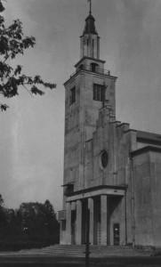 Fotografia ze zbiorów Miejskiej Biblioteki Publicznej (archiwum Krystyny Matysiak)