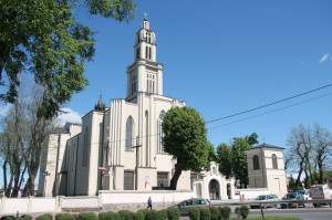 Kościół pw. Niepokalanego Serca Najświętszej Maryi Panny w Sokołowie Podlaskim