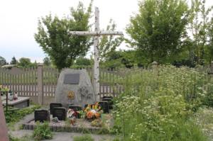 Groby wojenne na sokołowskich cmentarzach