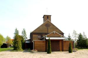 Kościół przy ul. Św. Rocha.