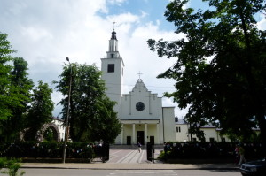 Kosciol p.w. Św. Jana Bosco 2