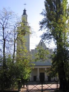 Kosciol p.w. Św. Jana Bosco